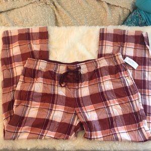 Woman's PJ pants sleepwear